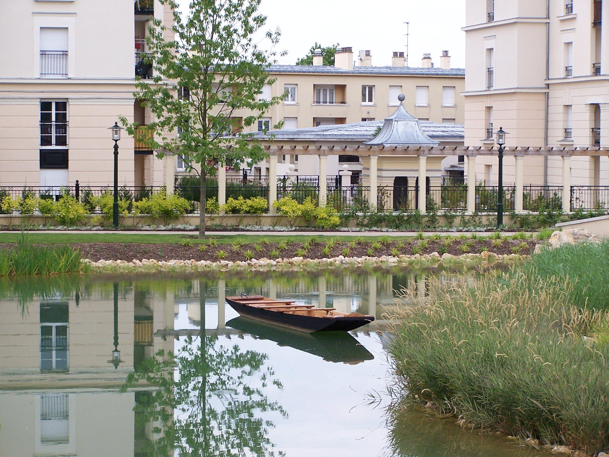 F – Visitez La Cité Jardin | F3 Courcelles Plessis Robinson