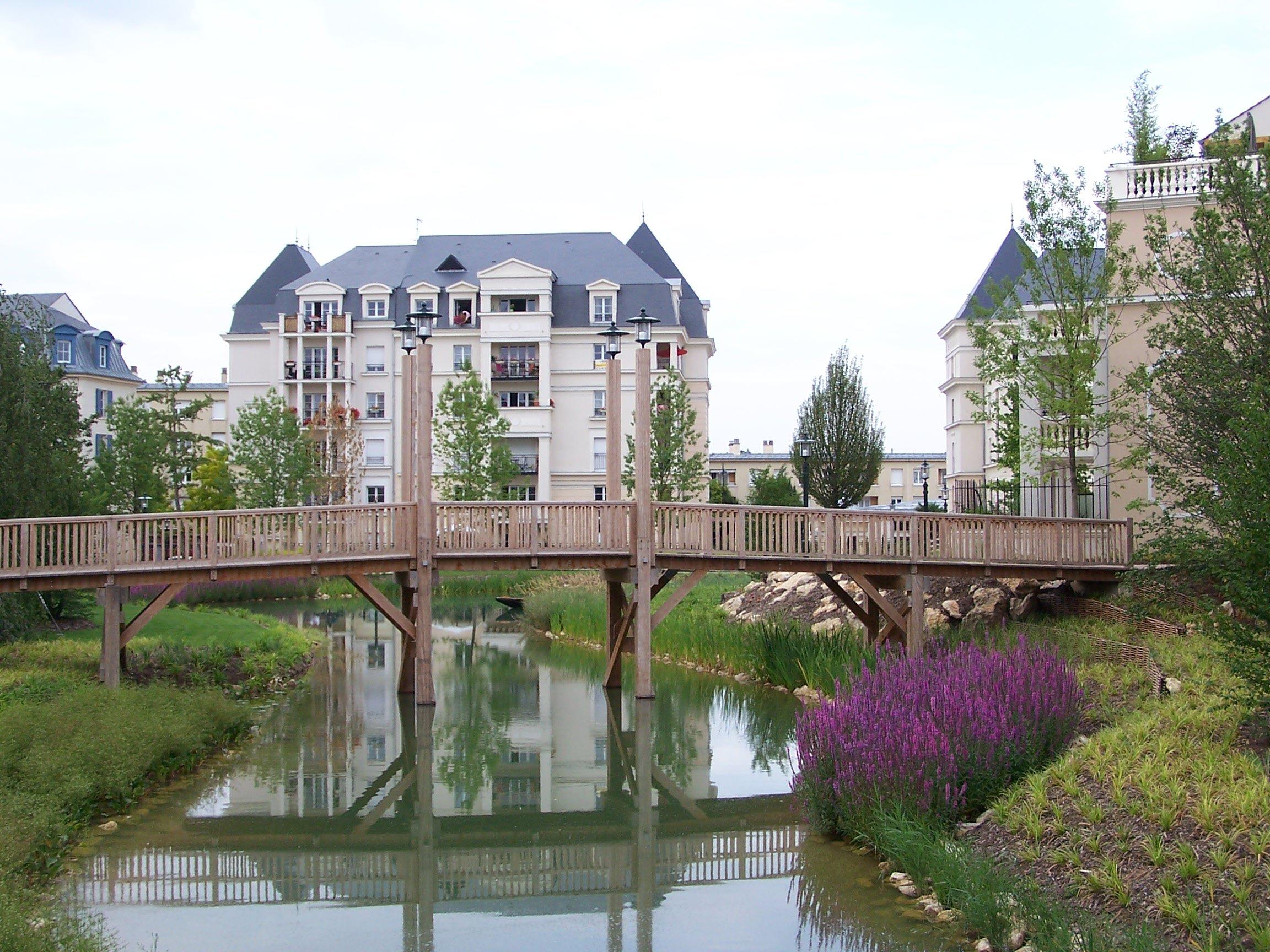 F – Visitez La Cité Jardin · F3 Courcelles Plessis Robinson